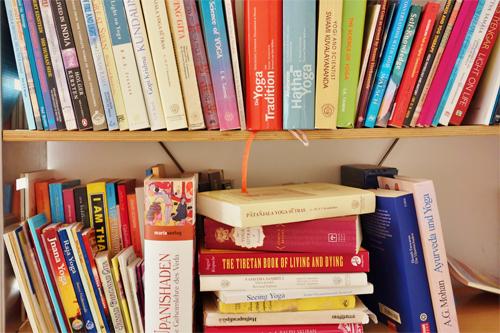 PUREYOGA Yoga Literaturempfehlungen
