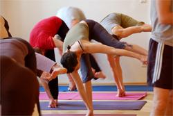 Yoga Unterricht an Feiertagen in Wien