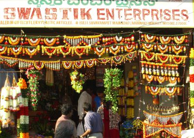 Mysore-Geschaeft