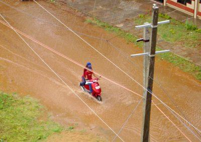 Mysore-Ueberschwemmung