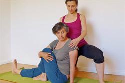 Yoga für die ältere Generation