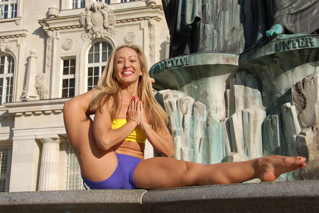 Yoga Workshops with Kino MacGregor in Vienna
