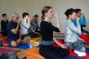 Pranayama Kurs in Wien