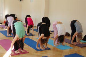 Ashtanga Yoga Geführte Einheit