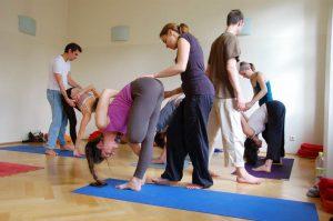 Yogalehrer-Ausbildung