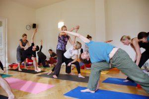 Yogalehrer-Ausbildung Asanas