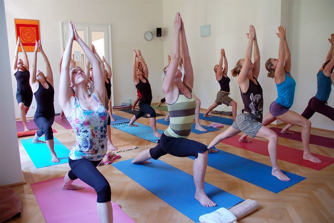 Yogalehrer Ausbildung - Geführte Einheit