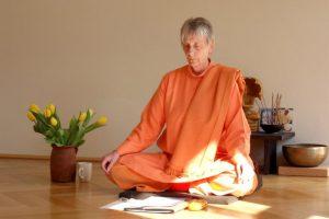 Yogalehrer-Ausbildung mit Swami Nityamuktananda