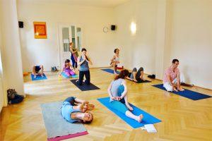 Mysore Style Yoga im PUREYOGA Yogastudio Wien