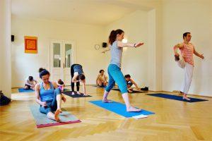 Mysore Style Yoga im PUREYOGA Yogastudio Wien Penzing