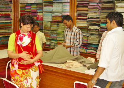 Mysore-Stoffe-Lilli