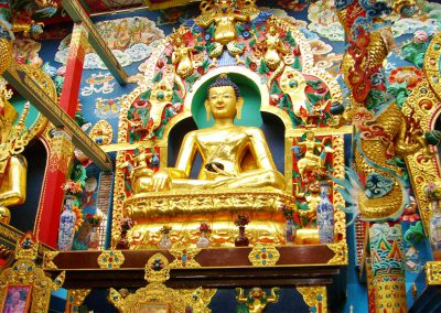 Tempel-Bylakuppe