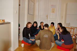 Yoga Workshop im Wiener PUREYOGA Yogazentrum