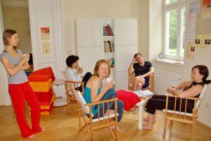Yoga Workshop im PUREYOGA Yogazentrum in Wien
