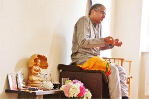 about Sudhir Tiwari, Pranayama