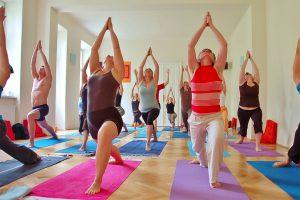 Ashtanga Yoga traditioanl Sanskrit Count