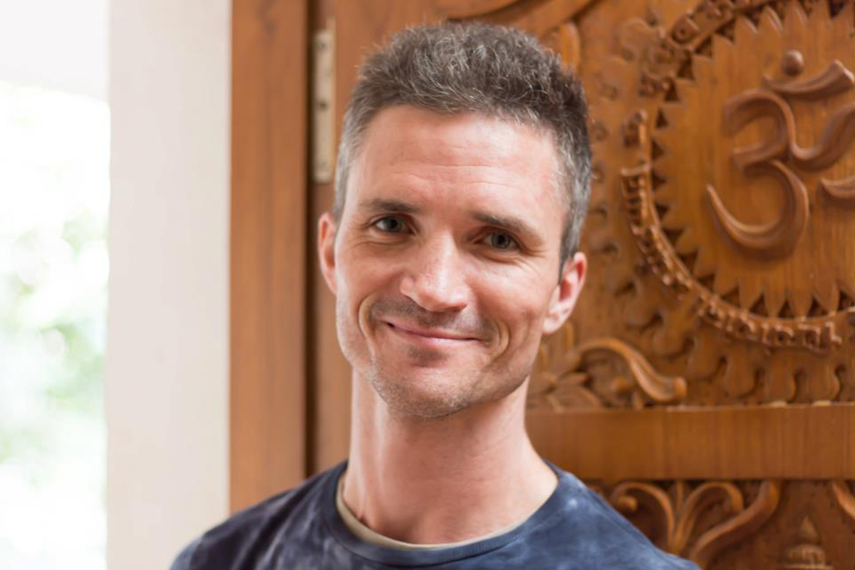 Alex Medin Talk: 'Living Karma Yoga'
