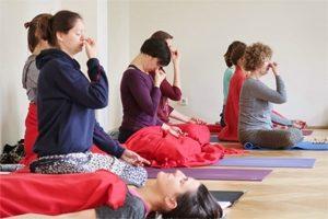 Workshop Auffrischung Pranayama im Yogazentrum Pureyoga