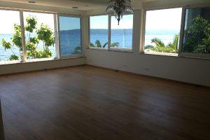 Yogaurlaub in Istrien - Yogaübungsraum