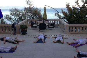 Yogaurlaub mit Lisa