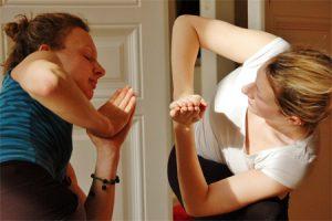 Yoga Anfänger Kurse im Pureyoga