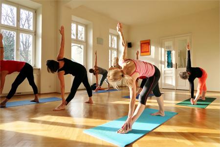 10 teilige Yoga Anfängerkurse im Yogastudio Wien