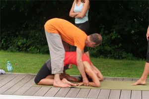 Yoga Urlaub Retreat mit Horst
