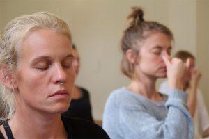 Pranayama Workshop Yoga Wien