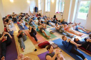 Workshop Sudhir Yoga in Wien
