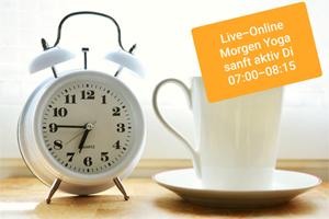 das Online live stream Yoga