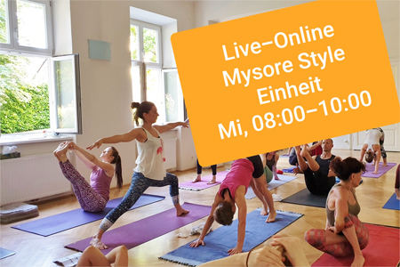 Yoga Anfängerkurse in Wien