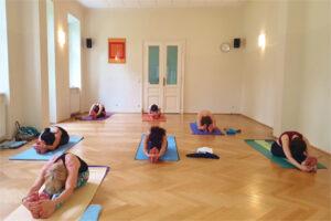 Yoga Workshop Wiedereinstieg
