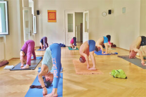 Wiedereinstieg in Yoga