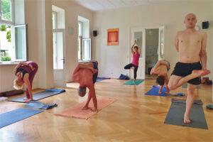 Yoga Wiedereinstieg