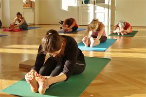 Yoga Geführt Sanft