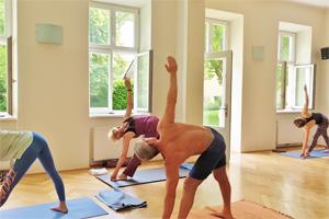 Yoga wieder einsteigen